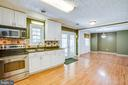 Stainless steel appliances - 655 COURTHOUSE RD, STAFFORD