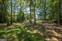 Wooded area behind the house - 655 COURTHOUSE RD, STAFFORD