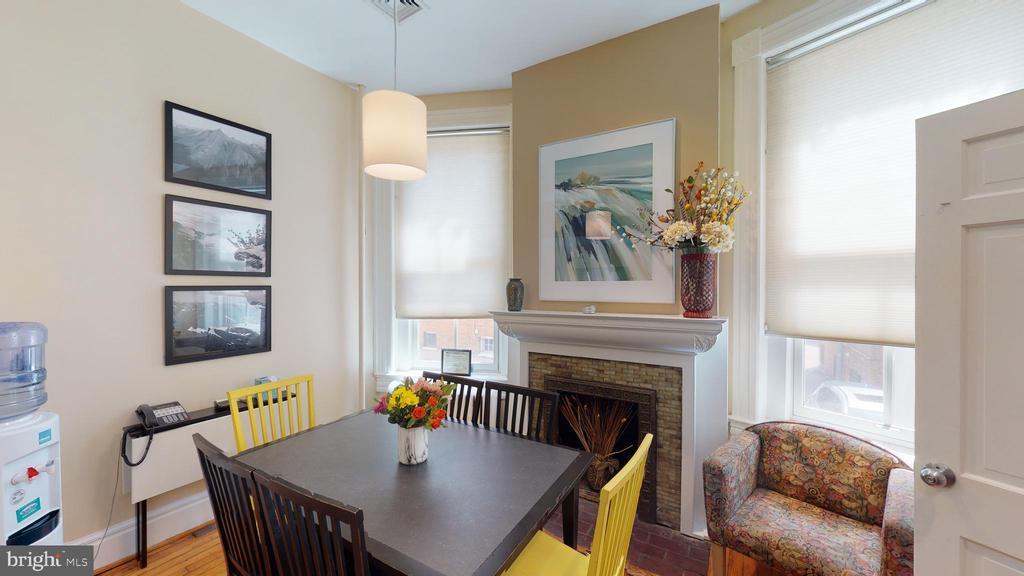 Break Room/Dining area - 1735 20TH ST NW, WASHINGTON