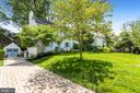 Lovely Front Yard! - 1537 N IVANHOE ST, ARLINGTON