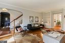 Bright Living Room 2 - 1537 N IVANHOE ST, ARLINGTON
