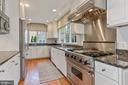 Gourmet Kitchen with SS Appliances - 1537 N IVANHOE ST, ARLINGTON
