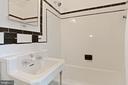 Upper Level Second Full Bath 2 - 1537 N IVANHOE ST, ARLINGTON