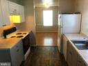 Kitchen - 1403 KEY PKWY #106, FREDERICK
