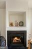 warmed by a gas fireplace - 22765 FOUNTAIN GROVE SQ, BRAMBLETON