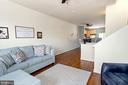 Main Level - Open Floor Plan - 22765 FOUNTAIN GROVE SQ, BRAMBLETON