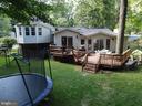 Fenced in backyard - 5919 VERNONS OAK CT, BURKE