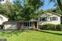 Drive up to your home - 5919 VERNONS OAK CT, BURKE