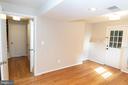 Bonus Room in basement - 5919 VERNONS OAK CT, BURKE