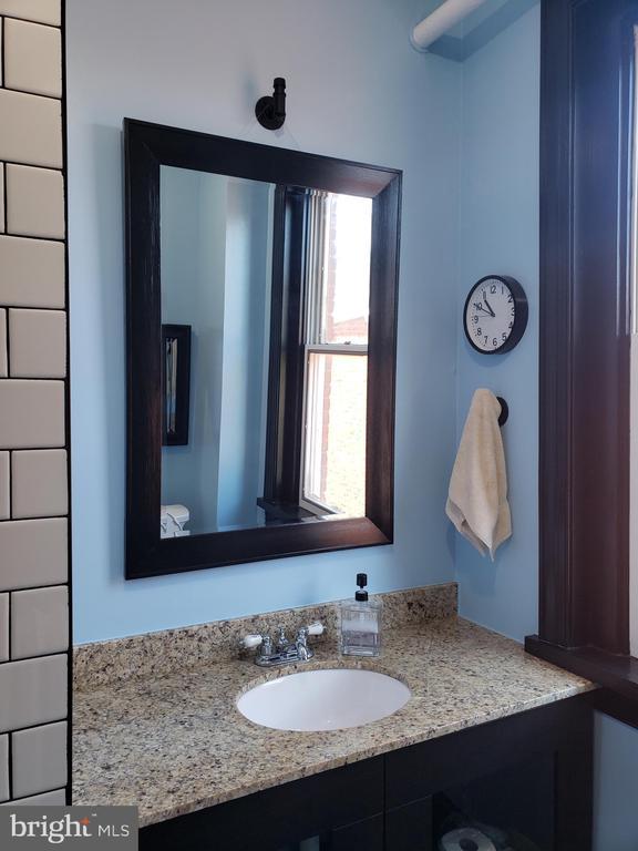 3rd Floor Bathroom Vanity. - 1115 RHODE ISLAND AVE NW, WASHINGTON