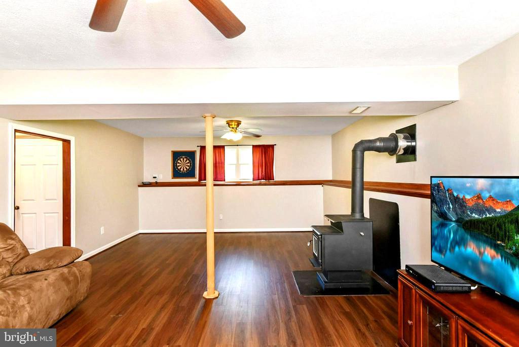 basement family room/ rec room - 4 US FORD LN, FREDERICKSBURG