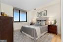 Primary Bedroom - 2001 15TH ST N #1106, ARLINGTON