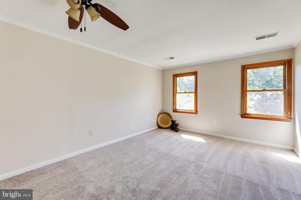 Large primary bedroom - 3208 SHOREVIEW RD, TRIANGLE