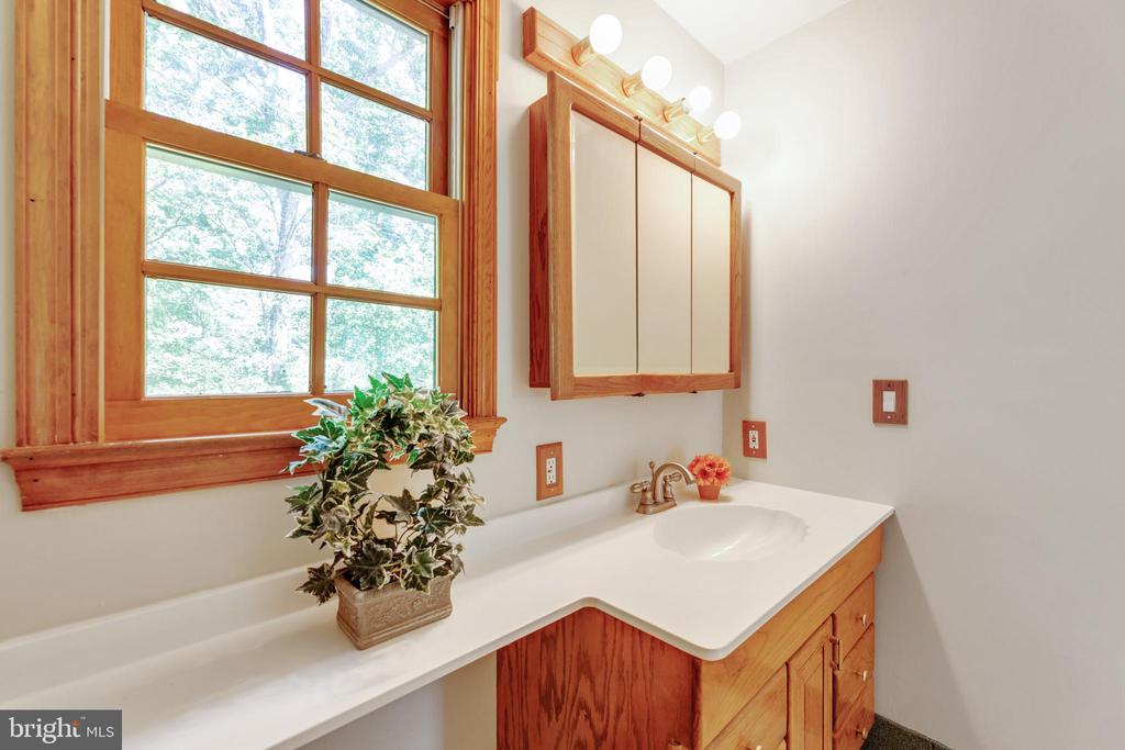 Full bath in the primary bedroom - 3208 SHOREVIEW RD, TRIANGLE