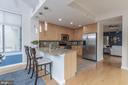 Kitchen Island - 11990 MARKET ST #215, RESTON