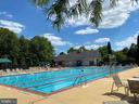 Community Pool - 10911 HUNTER GATE WAY, RESTON