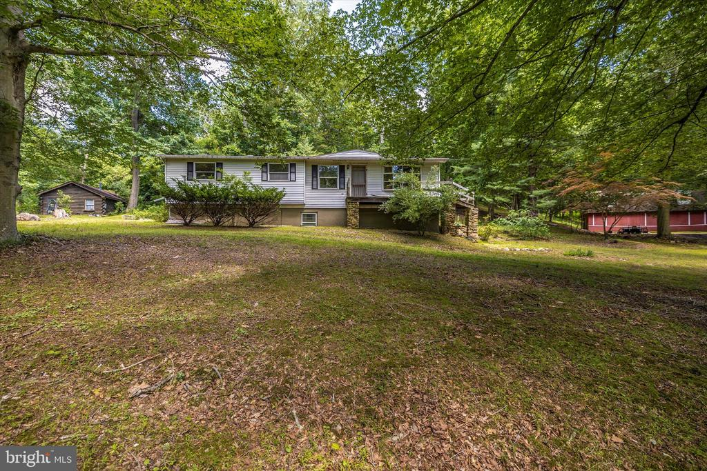 Front Yard - 6233 YEAGERTOWN RD, NEW MARKET