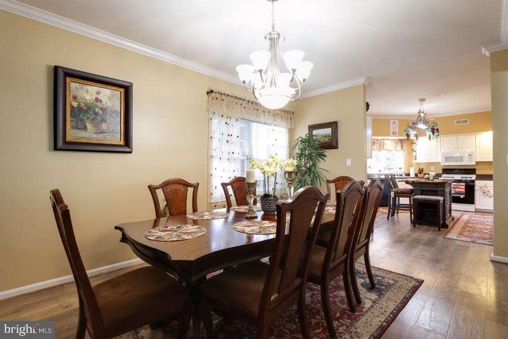 There Are 9 Foot Ceilings Throughout! - 384 TURNBERRY DR, CHARLES TOWN