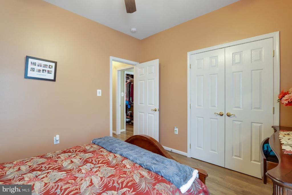 Offers a Spacious Double Closet - 384 TURNBERRY DR, CHARLES TOWN