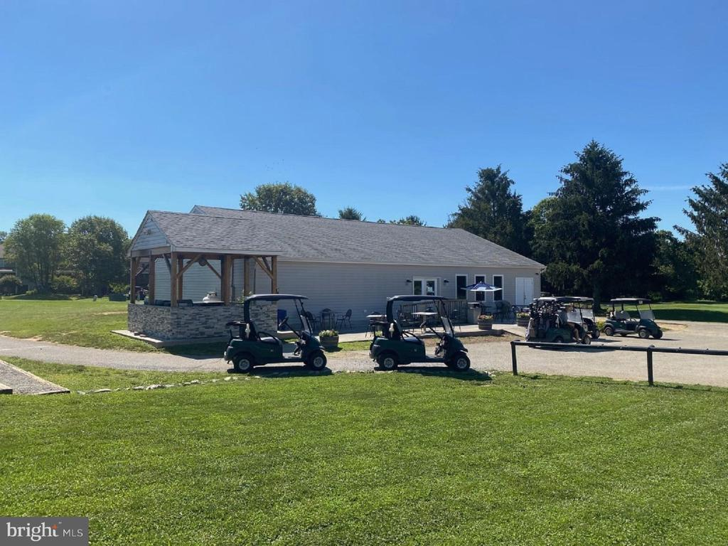 Community Golf Club - 384 TURNBERRY DR, CHARLES TOWN
