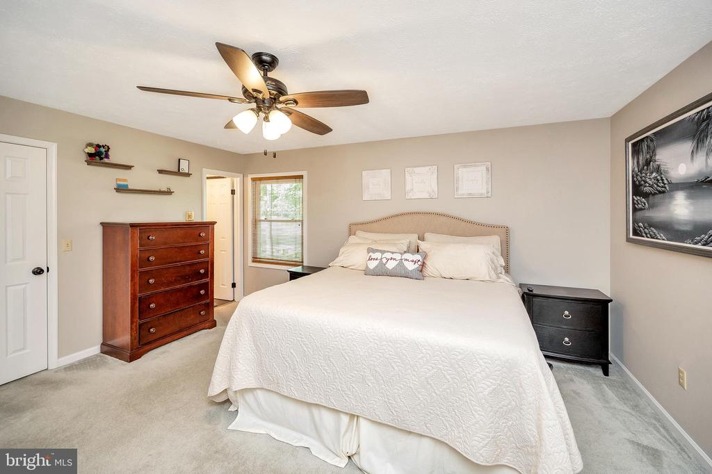walk in closet bedroom - 141 EAGLE CT, LOCUST GROVE