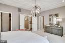 OWNER'S BEDROOM - 5060 DIMPLES CT, WOODBRIDGE