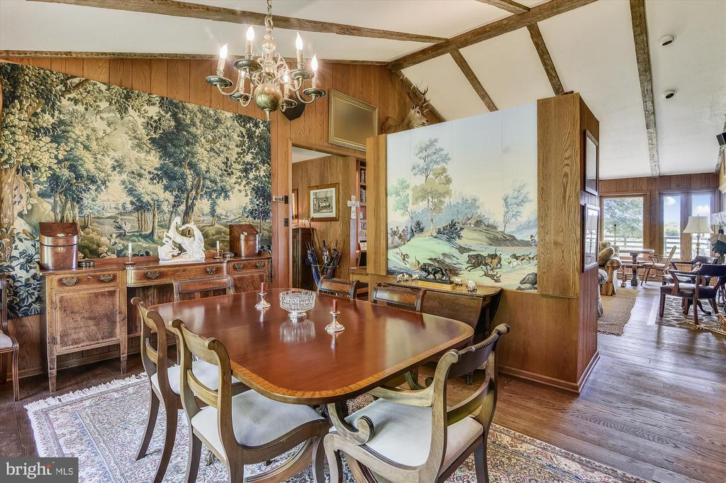 Dining area of great room - 1823 OLD WINCHESTER RD, BOYCE