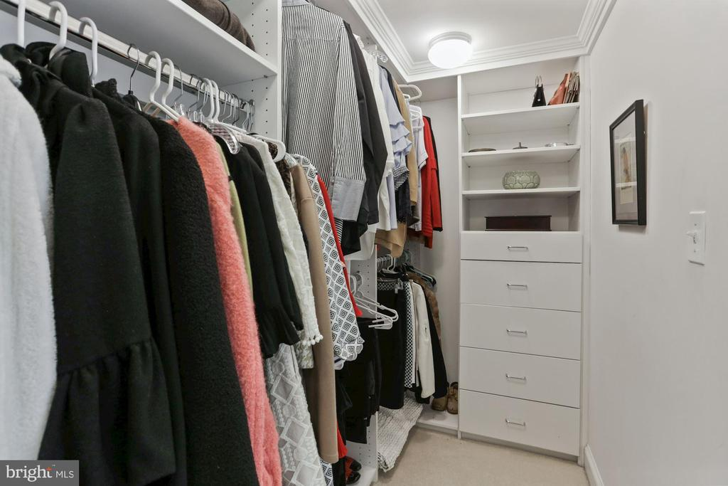 Enormous walk-in closet - 121 6TH ST NE, WASHINGTON