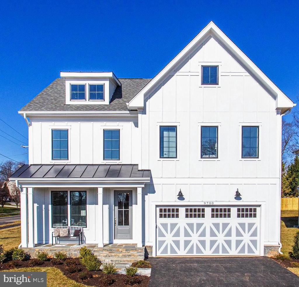 THE HARRISON.  THIS IS NEW CONSTRUCTION. - 4951 BROOK FOREST DR #10, FAIRFAX