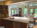 Kitchen and Informal Dinning area - 6551 DEARBORN DR, FALLS CHURCH