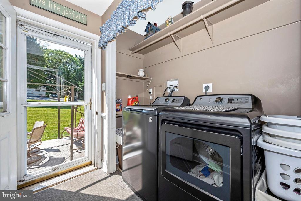 Laundry Room - 10740B WOODSBORO RD, WOODSBORO