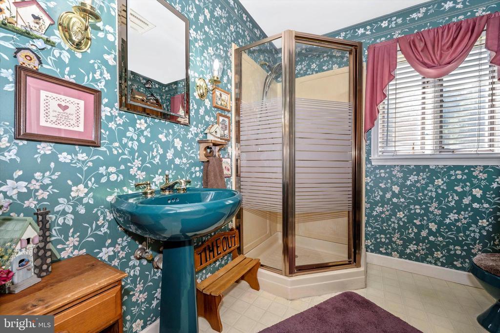 Main level full bath - 10740B WOODSBORO RD, WOODSBORO
