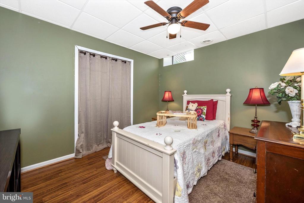 Lower level bedroom 1 - 10740B WOODSBORO RD, WOODSBORO