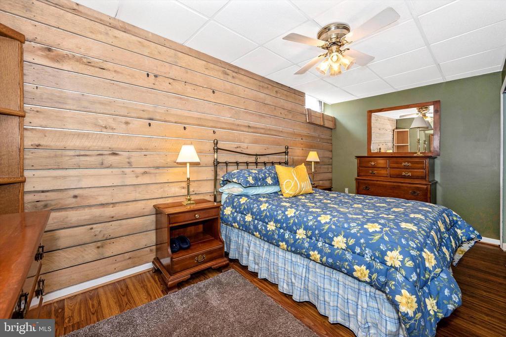 Lower level bedroom 2 - 10740B WOODSBORO RD, WOODSBORO