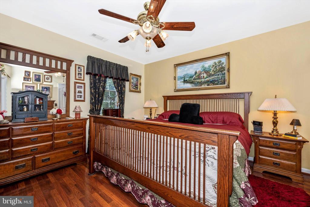 In-law suite bedroom - 10740B WOODSBORO RD, WOODSBORO
