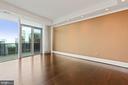 Spacious Primary bedroom w/ beautiful city views - 1881 N NASH ST #2311, ARLINGTON