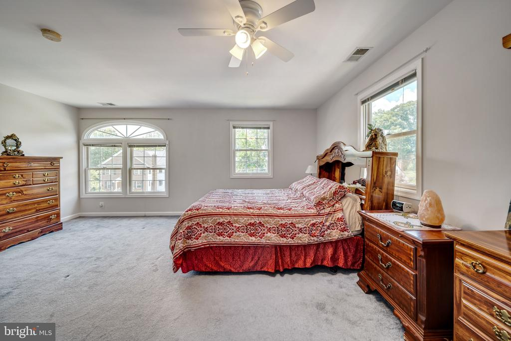 Another Enormous Bedroom Upstairs! - 2919 MONROE PL, FALLS CHURCH