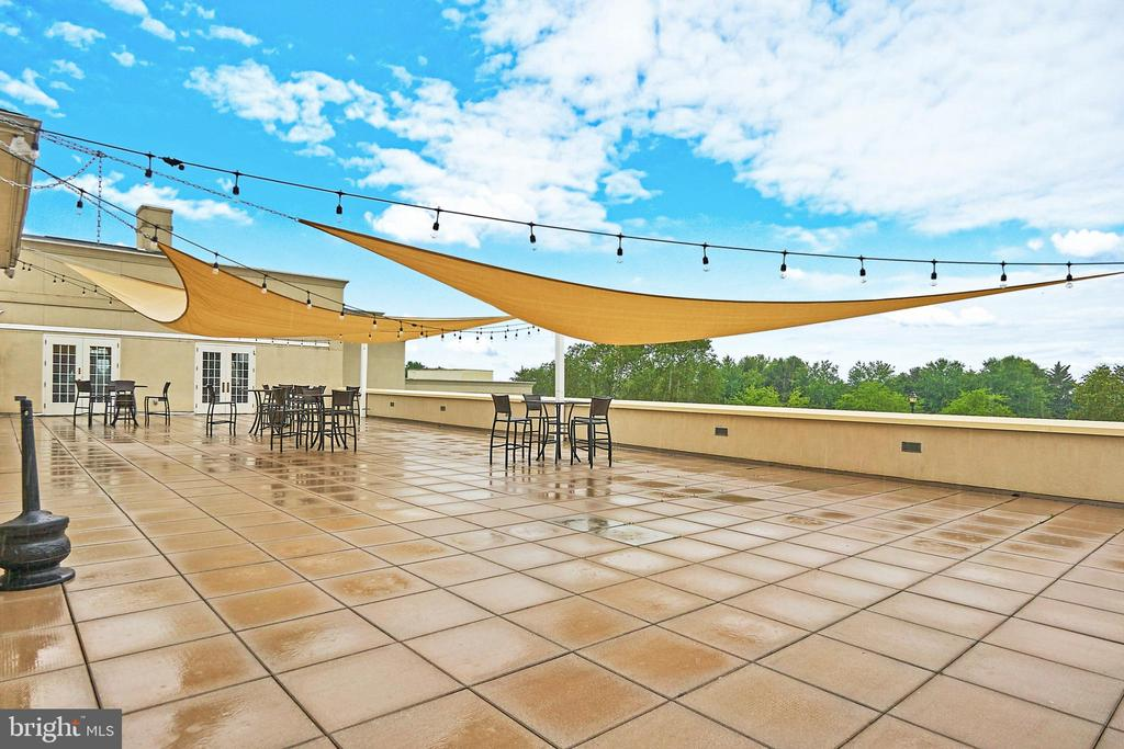 Belmont country club amenity - Roof top deck - 20003 BELMONT STATION DR, ASHBURN