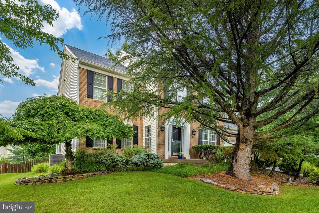 Beautiful brick front - 6304 SPRING FOREST RD, FREDERICK