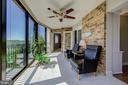 Sun/Florida Room- Three Access Points! - 5904 MOUNT EAGLE DR #504, ALEXANDRIA