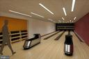 Rendering of New Bowling Alley - 5904 MOUNT EAGLE DR #504, ALEXANDRIA