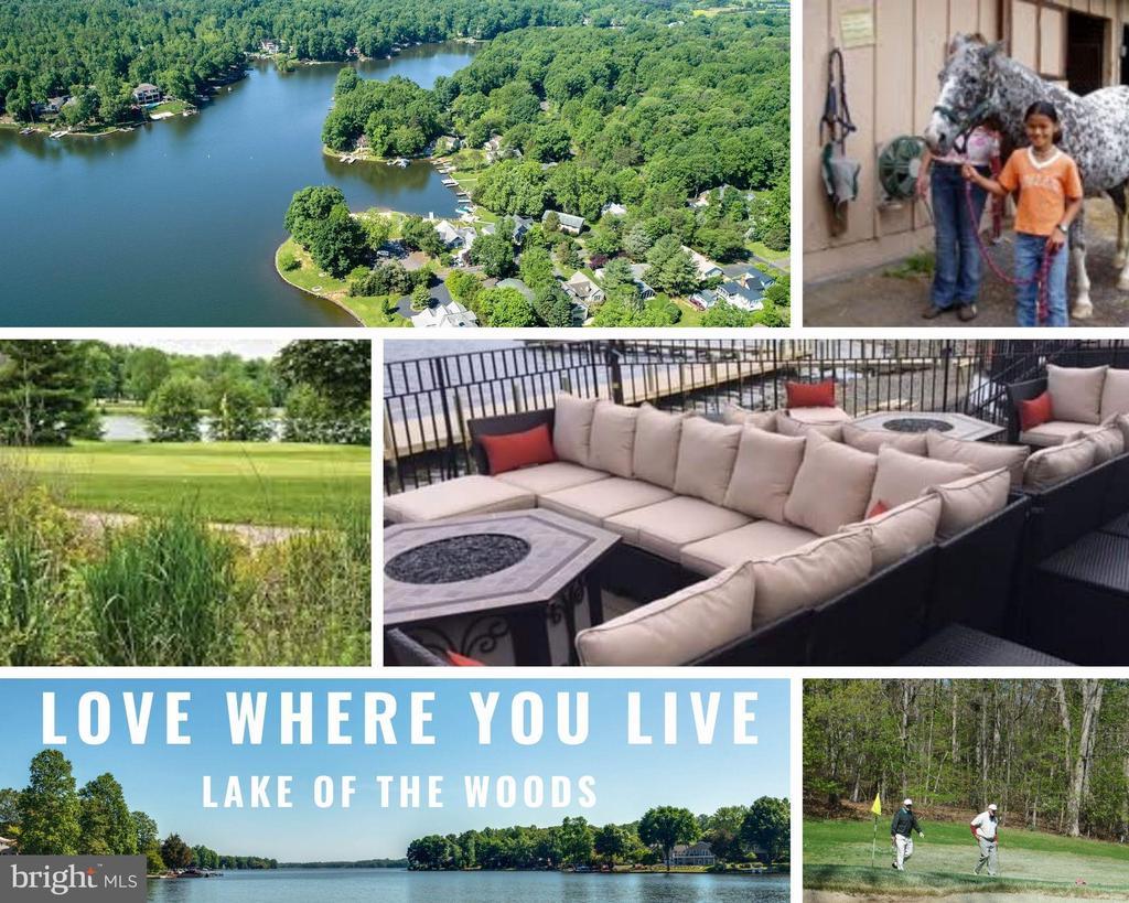 Amenity Rich Lake Style Living - 108 BEACHSIDE CV, LOCUST GROVE