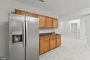 Wet bar w/refrigerator! - 43409 RIVERPOINT DR, LEESBURG