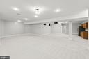 Game room...media room...wine tasting room... - 43409 RIVERPOINT DR, LEESBURG