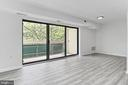 Living/Dining space are huge and interchangable - 6137 LEESBURG PIKE #602, FALLS CHURCH