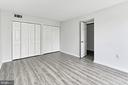 HUGE Primary Bedroom with great closet space - 6137 LEESBURG PIKE #602, FALLS CHURCH