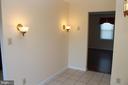 Hallway - 5221 MAGNOLIA PL, FREDERICKSBURG