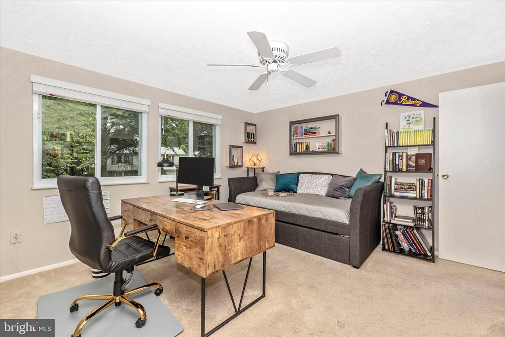 Bedroom  4, used as Office - 18312 AMBER MEADOWS CT, GAITHERSBURG