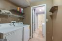 in-law suite has its own laundry room - 8305 VENTNOR RD, PASADENA