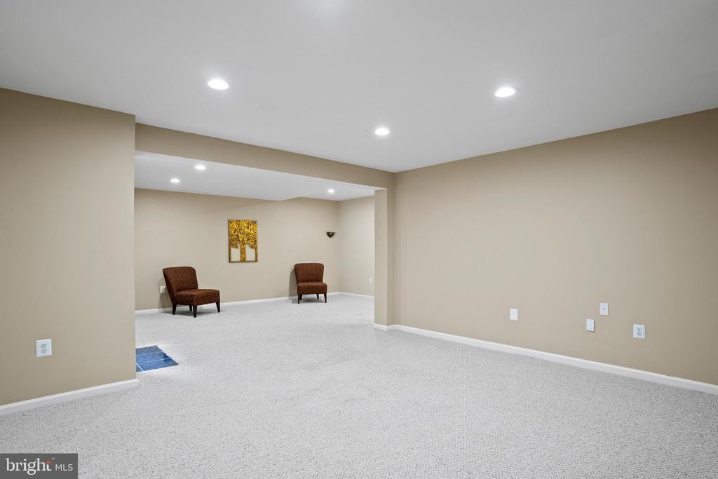 Recreation Room - 1306 PAVILION CLUB WAY, RESTON